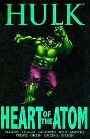 Incredible Hulk: Heart Of The Atom