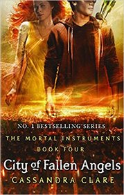 City Of Fallen Angels : The Mortal Instruments Book 4