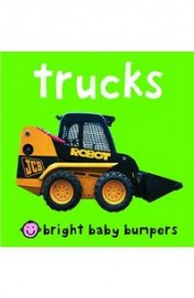 Trucks Bright Baby Bumpers