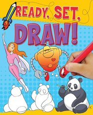 321 Draw : Learn To Draw In Simple Steps