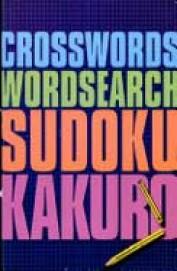 Cross Words Words Search Sudoku Kakuro