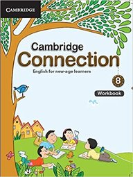 Cambridge Connection English For New Age Learners Class 8 Work Book