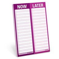 Knock Knock Now/Later Perforated Pad