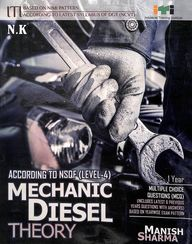 Mechanic Diesel Theory  Iti 1st Year Based On Nimi Pattern