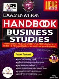 Spr 5 Star Series Examination Handbook Business Studies 2nd Puc