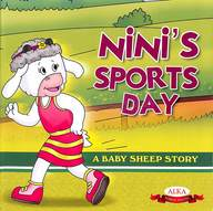Ninis Sports Day - A Baby Sheep Story
