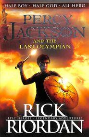 Last Olympian : Percy Jackson