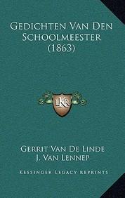 Gedichten Van Den Schoolmeester (1863)
