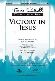 Victory In Jesus Orchestration/Conductor's Score Cd-Rom