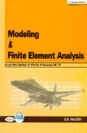 Modeling & Finite Element Analysis For 6 Sem Me/Ip - Vtu