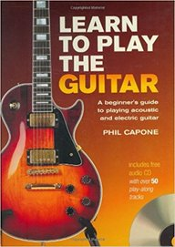 Learn To Play The Guitar W/Cd