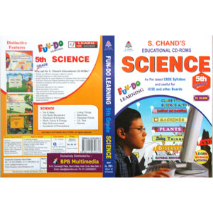S Chand Educational CD-Rom: Fun-Do-Science Class-5