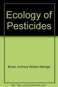 Ecology of Pesticides