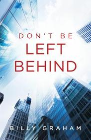 Don't Be Left Behind (Redesign) : 25- Pack Tracts