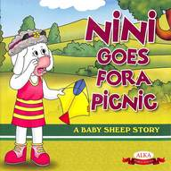 Nini Goes For A Picnic - A Baby Sheep Story