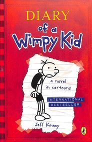 Diary Of A Wimpy Kid 01 : A Novel In Cartoons