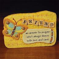 Friend Resin Sitter