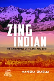 Zing Indian : The Adventures Of Vikram & Zing  Sip-078