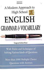 Modern Approach To High School English Grammar Vocabulary