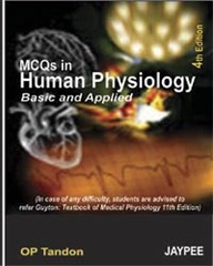 Mcqs In Human Physiology Basic & Applied