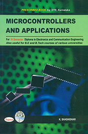 Microcontrollers & Applications 4th Sem Dip E&C