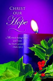 Advent Purple Sunday 1 Bulletin 2012, Regular (Package of 50)