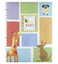 Jill McDonald Kids Memory Book, Alphabet Animals