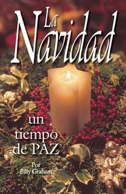 Christmas, a Time for Peace (Spanish) : 25- Pack Tracts