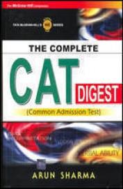 Complete Cat Digest Common Admission Test