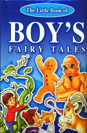 Little Book Of Boys Fairy Tales