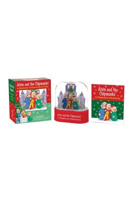Alvin and the Chipmunks: A Chipmunk Christmas Snow Globe