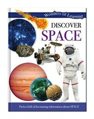 Wonders Of Learning Discover Space Packed Full Of Fascinating Information About Space