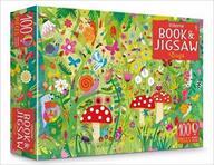 Usborne Book And Jigsaw (Bugs)
