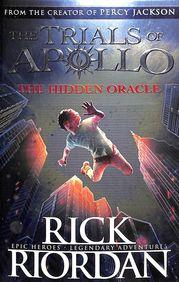 Trials Of Apollo 01 : Hidden Oracle
