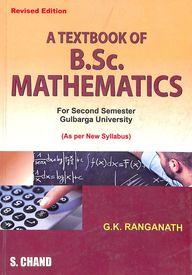 Buy Textbook Of Bsc Mathematics 2nd Sem - Gu book : Gk