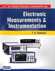 Electronic Measurements & Instrumentation For 3    Sem Diploma In Electronics & Communication Eng