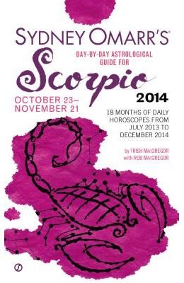 Sydney Omarr's Day-By-Day Astrological Guide for Scorpio: October 23-November 21