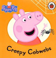 Peppa Pig : Creepy Cobwebs