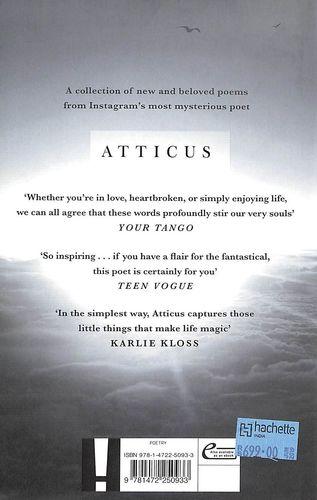 Buy Love Her Wild Poems Atticus Book Atticus 1472250931