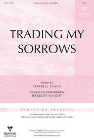 Trading My Sorrows Split Track Accompaniment CD
