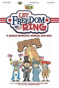 Let Freedom Ring Split Track Accompaniment CD