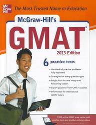 Mcgraw-Hill's Gmat, 2012-2013 Edition