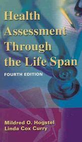 Health Assessment Through the Life Span