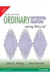 Buy Ordinary Differential Equations Using Matlab book : John