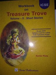 Treasure Trove A Collection Of Poem & Short Stories Vol 2