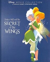 Tinker Bell  And The Secret Of The Wings : Disney   Movie Collection