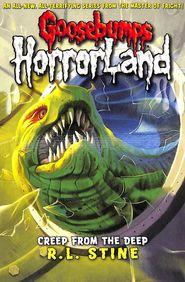 Creep From The Deep : Goosebumps Horrorland
