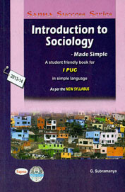 Introduction To Sociology Made Simple 1 Puc