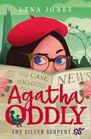 Agatha Oddly 03 : The Silver Serpent