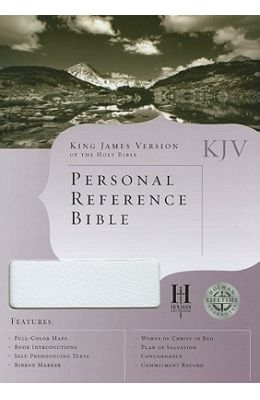 Personal Reference Bible-KJV